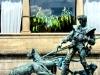 socha Lovce na Konopišti